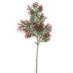 Ветка аспарагус бордо 60 см