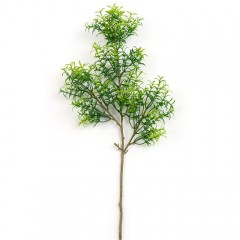 Ветка аспарагус зеленая 60 см