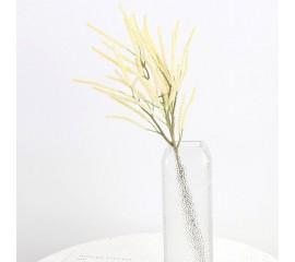 Ветка вереск желтый 60 см