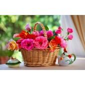 Методы распарки искусственных цветов