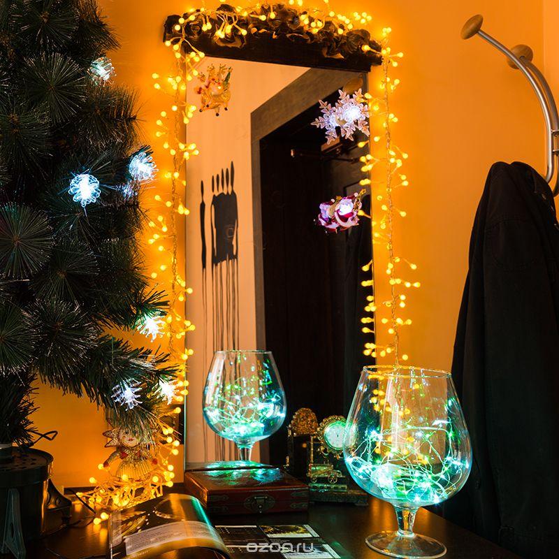 Светодиодные новогодние гирлянды