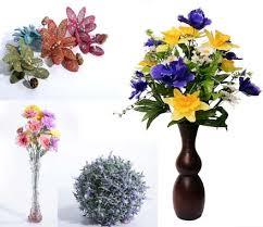 качественные искусственные цветы